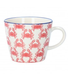 Gisela Graham Crab Ceramic Mug