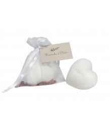 Branche d'Olive - Muguet Heart Soap