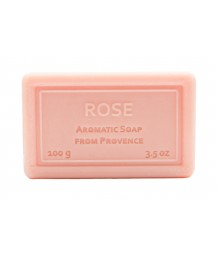 Branche d'Olive - 100g Soap - Rose