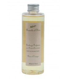Branche d'Olive - Reed Diffuser 200ml Refill - Fleur d'Oranger