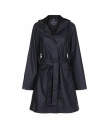 Tif Tiffy - Navy French Rainjacket (S/M)