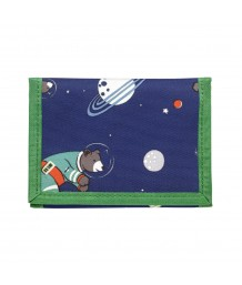 Cath Kidston - BEARS IN SPACE KIDS WALLET