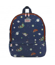 Cath Kidston - BEARS IN SPACE KIDS MESH POCKET PADDED RUCKSACK