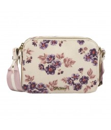 Cath Kidston - YORK BUNCH LOZENGE CROSS BODY BAG