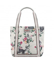 Cath Kidston - BADGERS AND FRIENDS MINI REVERSE COATED TOTE