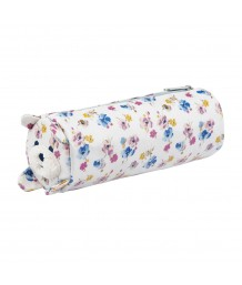 Cath Kidston - MINI PRIMROSE SPRAY KIDS NOVELTY BEAR PENCIL CASE