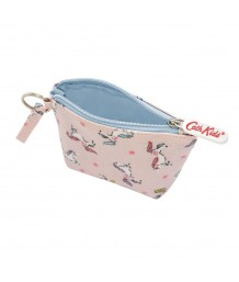 Cath Kidston - UNICORNS DITSY KIDS POCKET MONEY PURSE