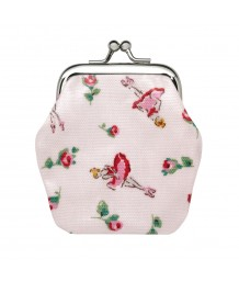 Cath Kidston - BALLERINA ROSE KIDS MINI CLASP PURSE