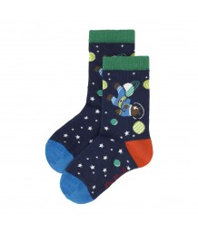 Cath Kidston - BEARS IN SPACE SOCKS