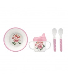Cath Kidston - GROVE BUNCH MELAMINE NURSERY SET