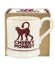 Emma Bridgewater - Cheeky Monkey 1/2 Pint Mug