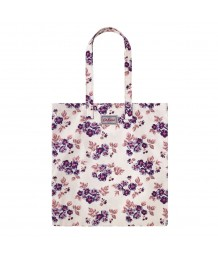 Cath Kidston - YORK BUNCH COTTON BOOKBAG