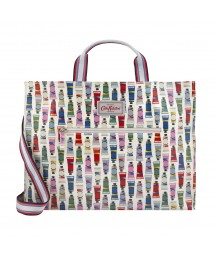 Cath Kidston - PAINT TUBES STRAPPY CARRYALL