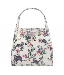 Cath Kidston - BADGERS AND FRIENDS SHOULDER TOTE