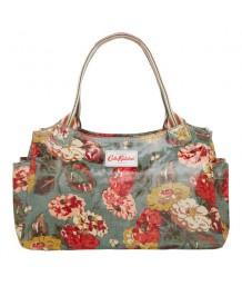 Cath Kidston Day Bag Autumn Bloom Teal