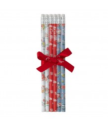 Cath Kidston - Six Pack of Pencils Construction Site