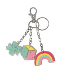 Cath Kidston - Good Luck Charm Keyring