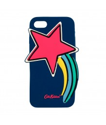 Cath Kidston - Iphone 7 Star Shaped Case Good Luck Charms Navy