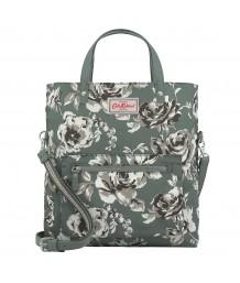 Cath Kidston Reversible X Body Etched Floral Khaki