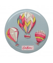 Cath Kidston - Pocket Mirror Hot Air Balloons Dusty Blue