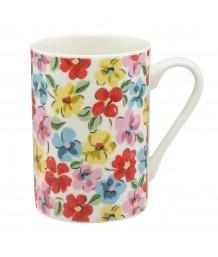 Cath Kidston Grace Mug Poppy Ditsy Cream