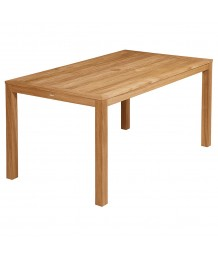 Barlow Tyrie 150cm Rectangular Linear Dining Table