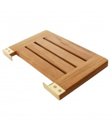 Barlow Tyrie - Ascot Teak Clip On Tray for Recliner Chair (1ARS)
