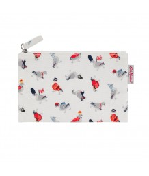Cath Kidston -  Parading Pigeon Zip Purse