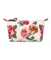 Cath Kidston -  Chiswick Rose Beauty Pouch