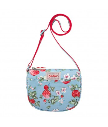 Cath Kidston - MINI WILD STRAWBERRY KIDS HALF MOON HANDBAG