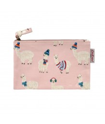 Cath Kidston - MINI ALPACAS ZIP PURSE