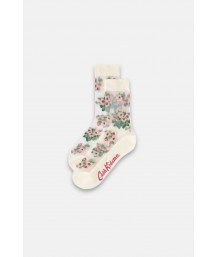 Cath Kidston -  Mayfield Blossom florals socks