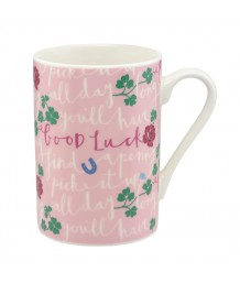 Cath Kidston - Grace Mug, Little Lucky Notes