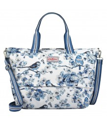Cath Kidston - Expandable Travel Bag, Meadowfield Birds