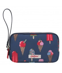 Cath Kidston - LITTLE ICE CREAM TECH CASE