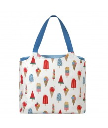 Cath Kidston - ICE CREAM LARGE COOL BAG TOTE