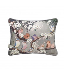 Cath Kidston -  Snow White Singing Birds 30 x 40 Cushion