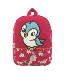 Cath Kidston -  Snow White Kids Novelty Birds Medium Backpack