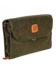 BRIC'S Cosmetic Bag Olive