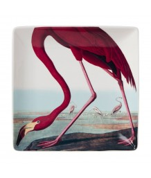 Flamingo - Birds Large Trinket Tray