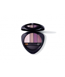 Dr Hauschka Eyeshadow Palette Purple Light Limited Edition