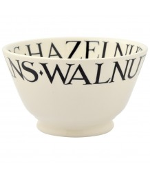 Emma Bridgewater - Black Toast, Nuts, Old Bowl