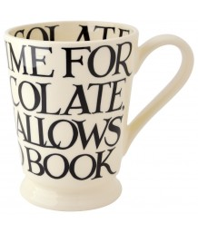 Emma Bridgewater - Black Toast, All Over, Cocoa Mug