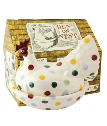 Emma Bridgewater - Polka Dot Hen On Nest, Boxed