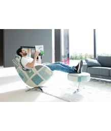 Fama - Fabric Lenny Chair