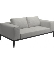 Gloster Grid Lounge Sofa