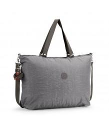 Kipling Xl Bag Dusty Grey
