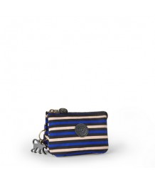 Kipling Creativity S Blue Stripe Print