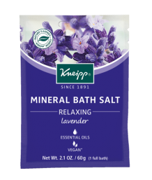 Kneipp - Lavender Bath Salts Sachet