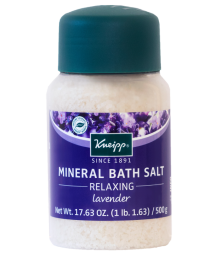 Kneipp - Lavender Bath Salts 500g